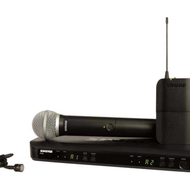 Shure Wireless Microphone BLX