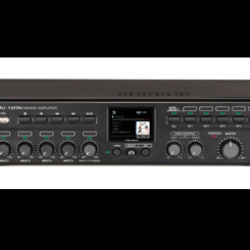 Inter-M  Amplifier PMU-60N/120N/240N/360N/480N/600N
